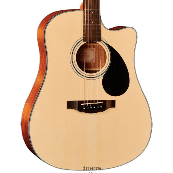 Kepma EDC Acoustic Guitar - Natural