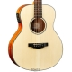 KEPMA ES36-E Semi-Acoustic Guitar - Natural