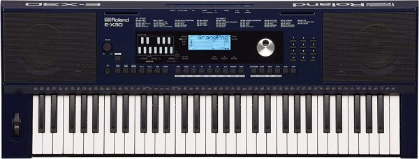 Roland E-X30 Arranger Keyboard (61 keys)