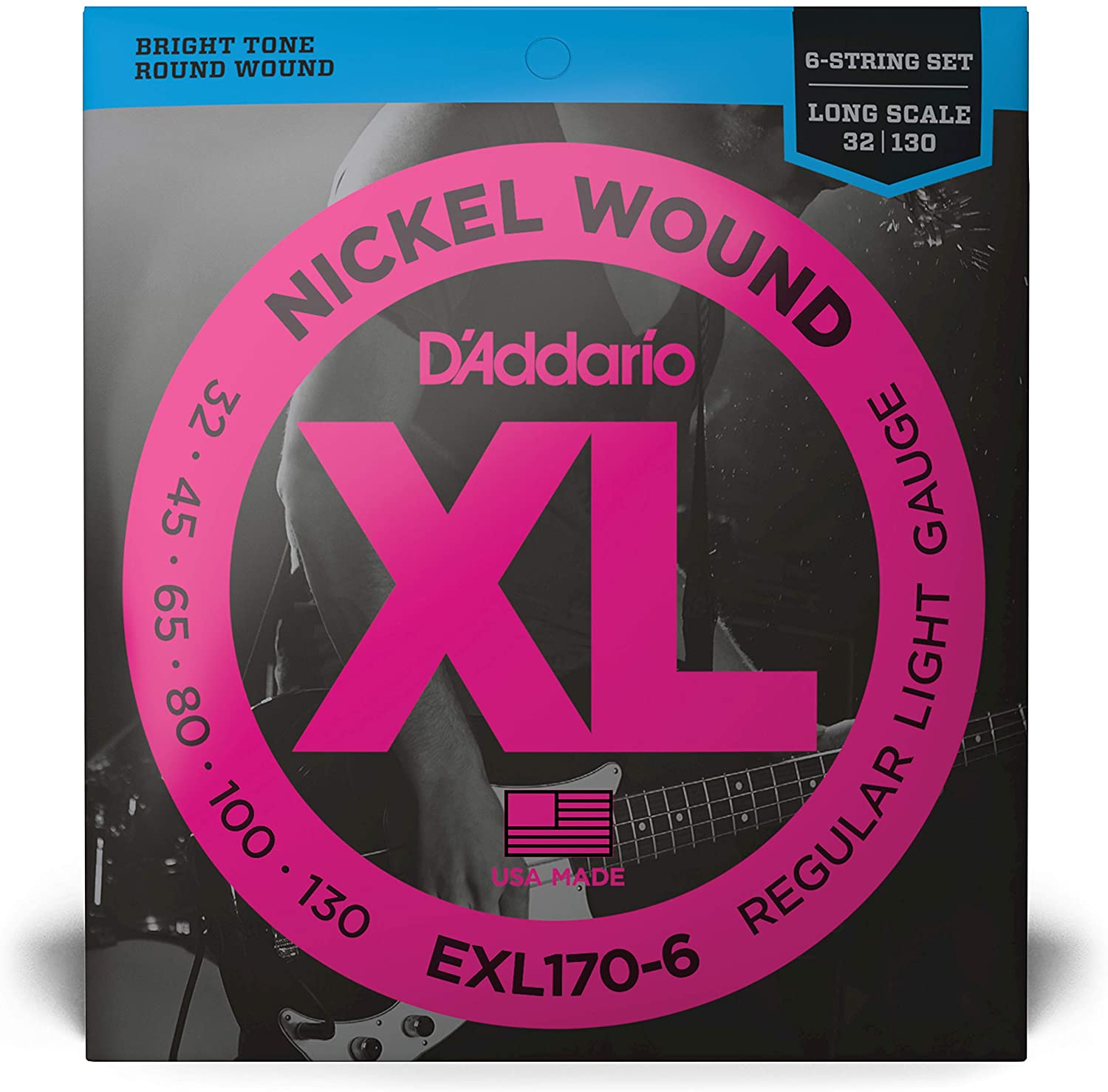 buy daddario 6 string bass strings online in india