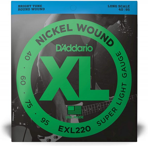 Buy Daddario bass strings online in India