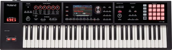 Roland FA-06 61-key Music Workstation