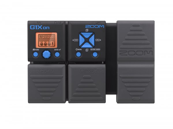 Zoom G1Xon Multi-Effects Guitar Processor
