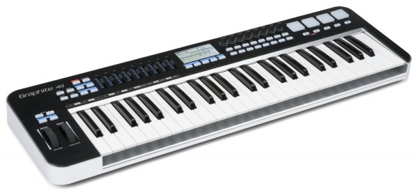 Samson Graphite 49 49-key Keyboard Controller