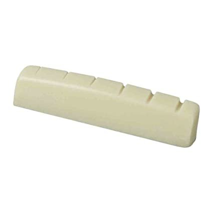Guitar Top Nut - Ivory color