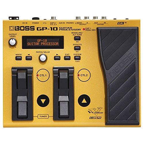 Boss GP10GK GUITAR EFFECT PROCESSOR with GK3 pickup