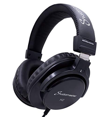 Studiomaster H2 Supra Aural Closed Headphone