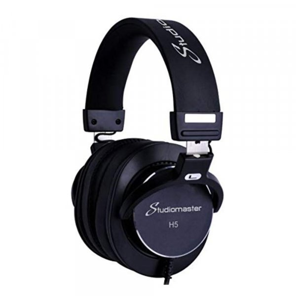 Studiomaster H5 Supra Aural Closed Headphone