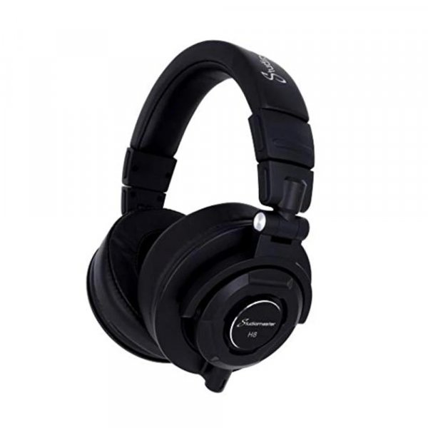 Studiomaster H8 Supra Aural Closed Headphone