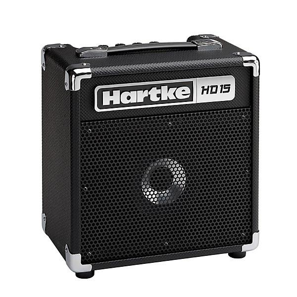 Hartke bass amplifier 15 watts