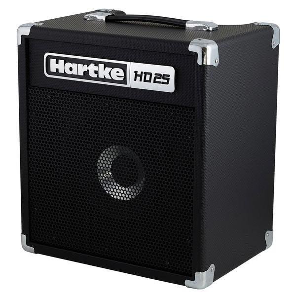 Hartke bass amplifier 25 watts