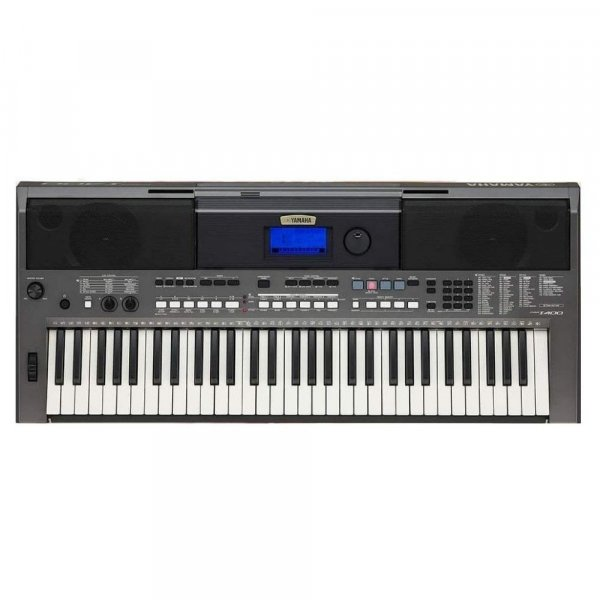 Yamaha PSR I400 61 Key Portable Keyboard with Touch Response