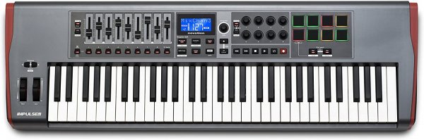 Novation Impulse 61 61-key Keyboard Controller