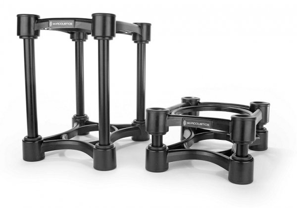 IsoAcoustics ISO-155 Isolation Stands for Studio Monitors - Pair