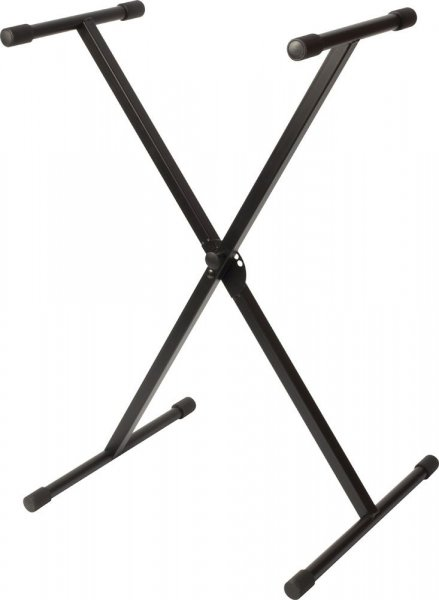 JamStands JS-500 Single Brace X-Style Keyboard Stand (Assembled)