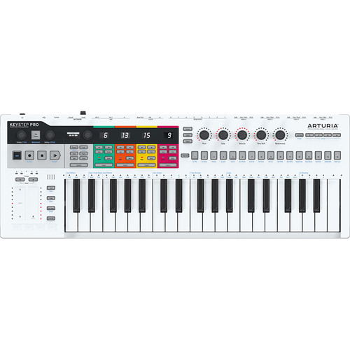 Arturia KeyStep Pro 37-key Controller & Sequencer
