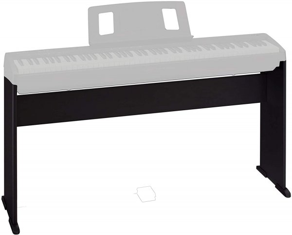 Roland KSCFP10 Stand for FP-10 Digital Piano- Black