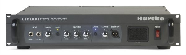 Hartke LH1000 1000-Watt Bass Head