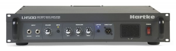 Hartke LH500 500-Watt Bass Head