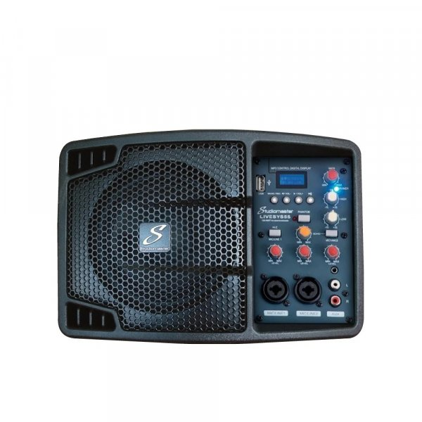 Studiomaster Livesys 5S Multi Purpose Active Monitor Speaker Cabinet