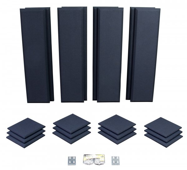 Primacoustic London 10 Complete Acoustic Treatment Room Kit