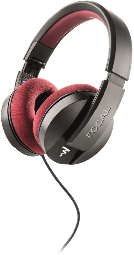 Focal Listen Pro Closed-back Reference Studio Headphones