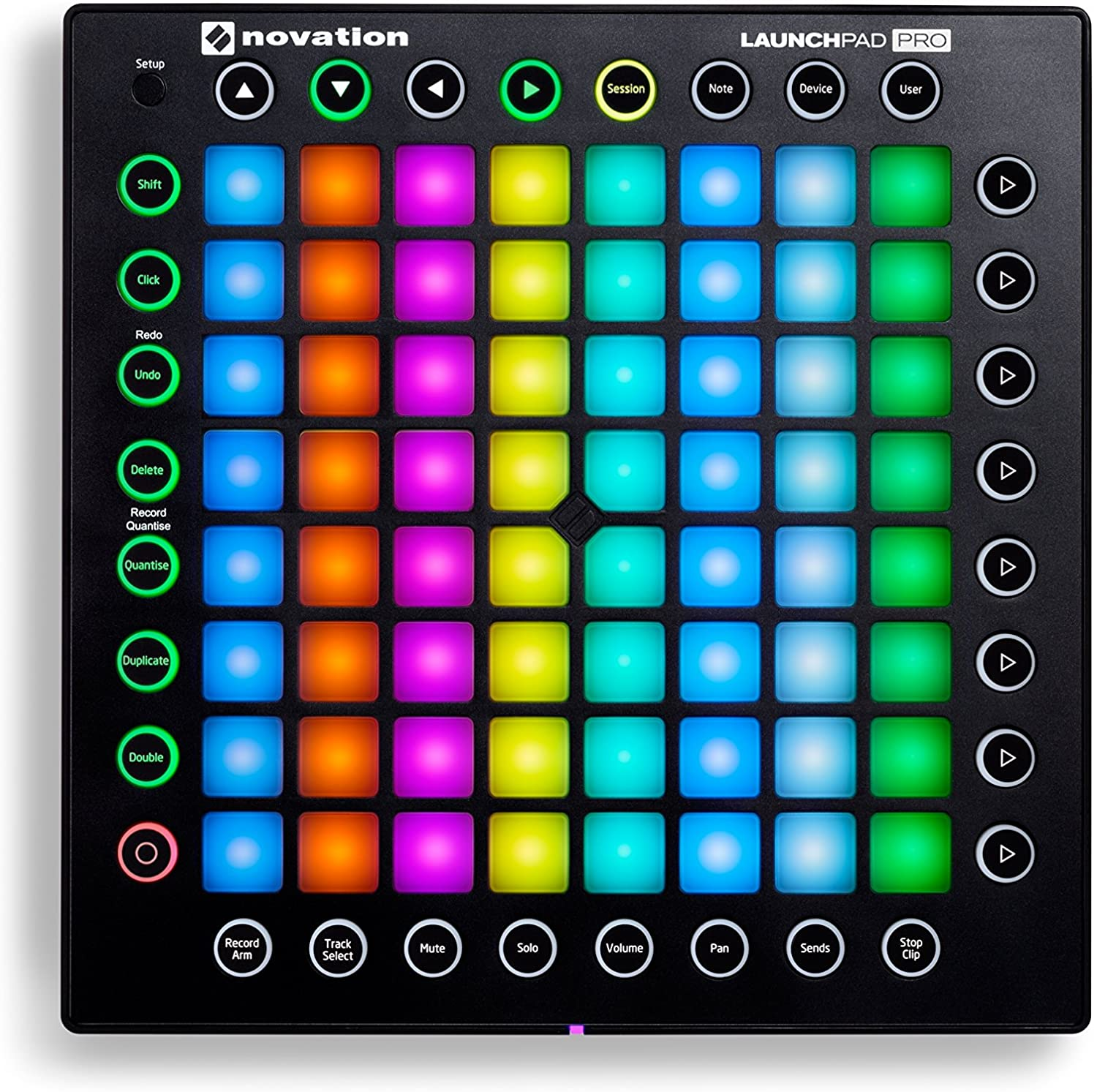 Novation Launchpad Pro 64 Pad Grid Performance Instrument for Ableton