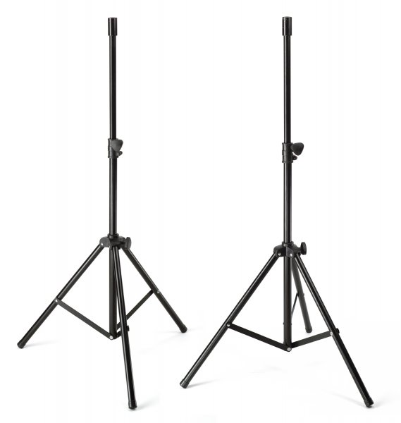 Samson LS2 Lightweight Portable Speaker Stands (Pair)