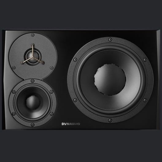 Dynaudio Acoustics LYD 48 - 3-Way Nearfield Speaker Monitor - Left