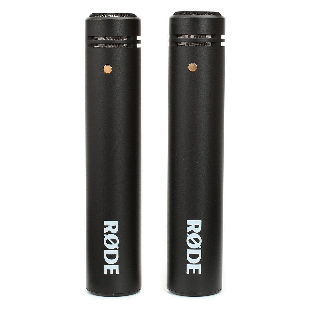 Rode M5 Small-diaphragm Condenser Microphone - Matched Pair
