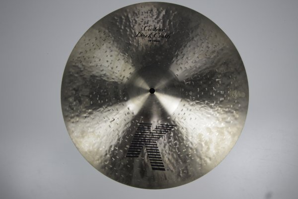 Zildjian K custom 18 inch Dark Crash Cymbal - Used