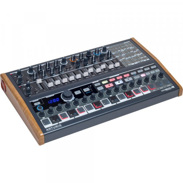 Arturia MiniBrute 2S Modular Analog Synthesizer/Sequencer