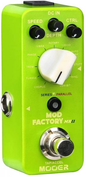 Mooer Mod Factory MKII Modulation Pedal