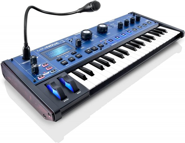 Novation MiniNova 37-Key Mini Performance Synthesizer
