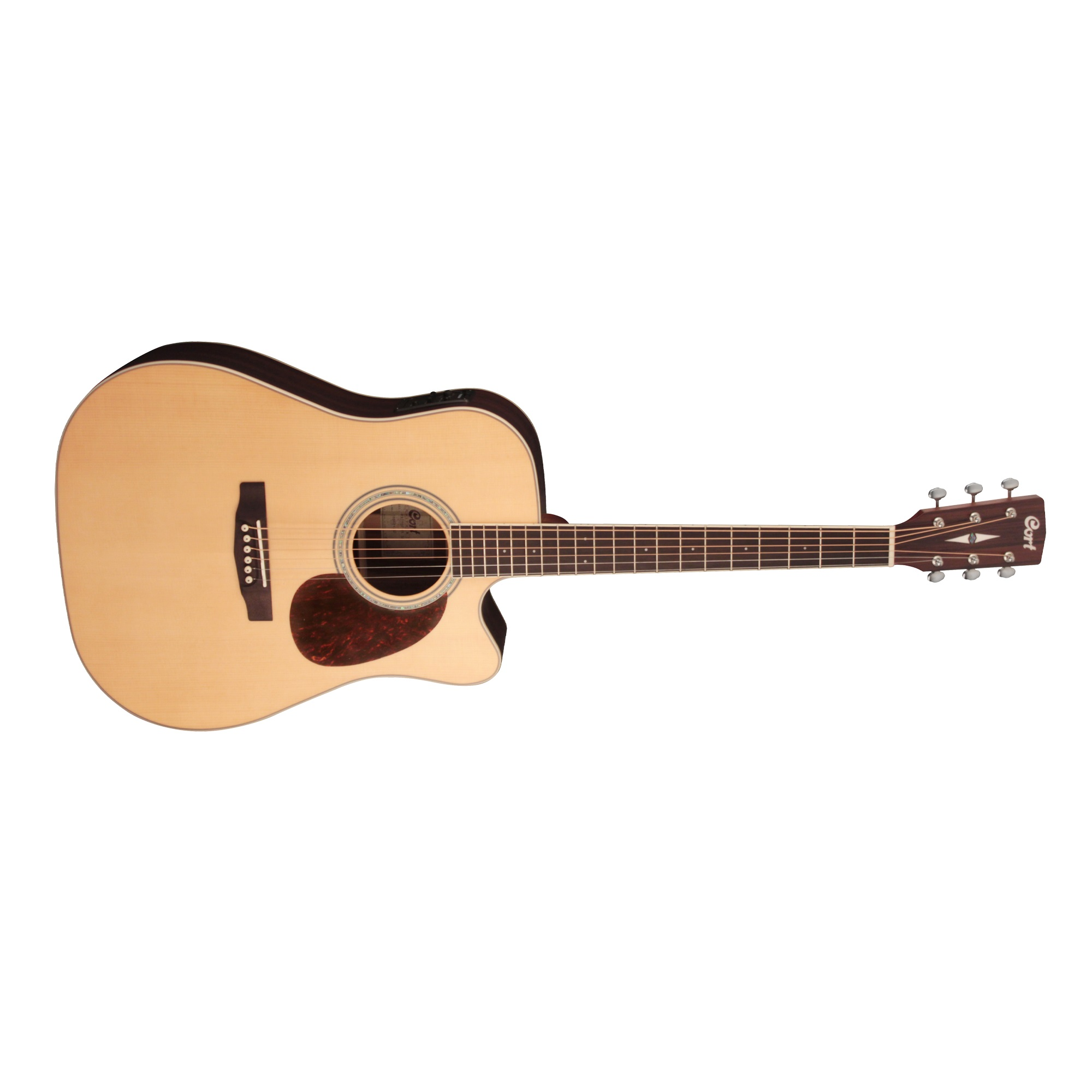 Cort MR720F Electro-Acoustic Guitar - Natural Satin