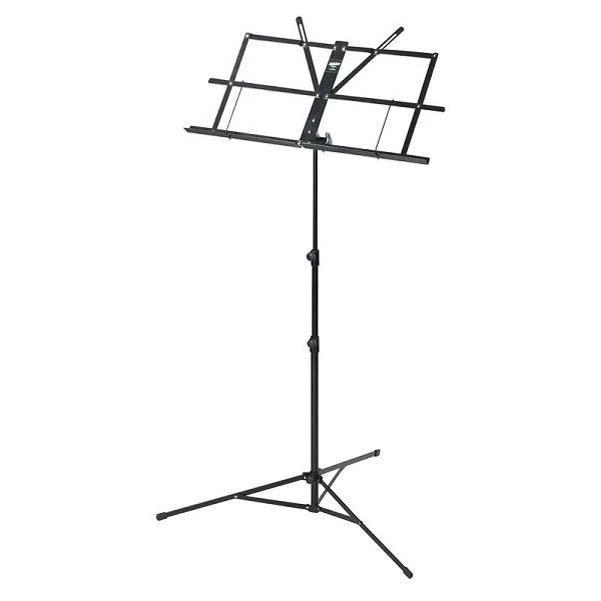 Armour MS3127BK Three Section Music Stand