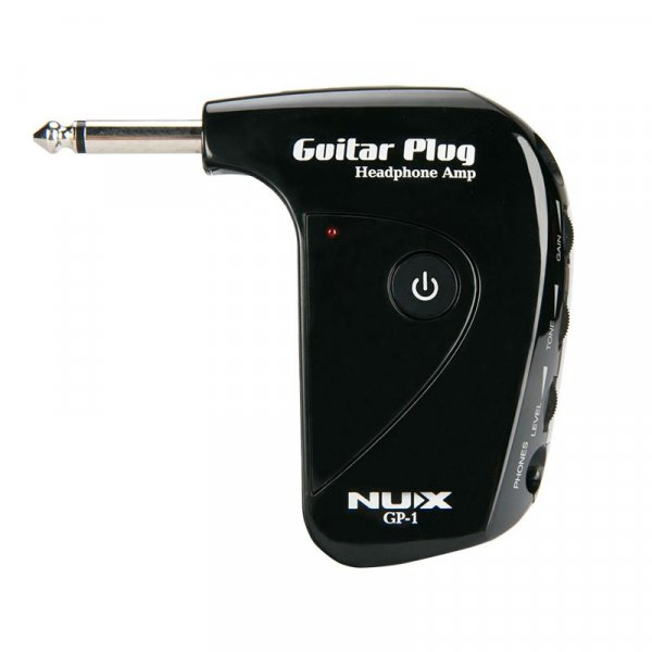 NUX GP 1 Electric Guitar Plug Headphone Amp