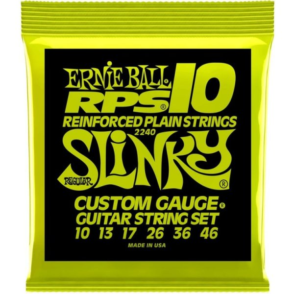 Ernie Ball 2240 Regular Slinky Electric Guitar Strings