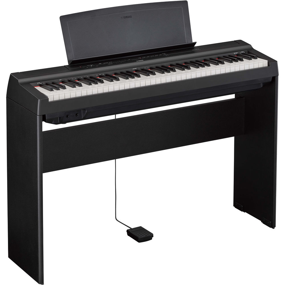 Yamaha P121B Digital Piano