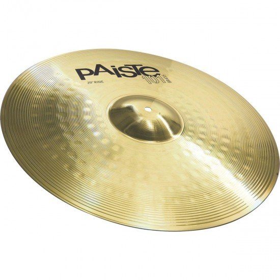Paiste 101 Series 20 inch Ride Cymbal