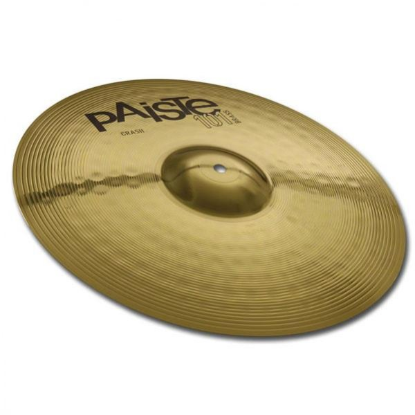 Paiste 101 Series 16″ Brass Crash Cymbal