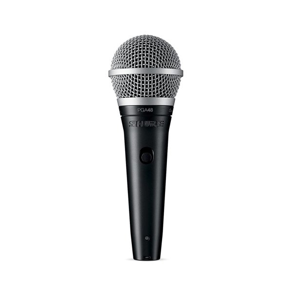 Shure PGA48 Dynamic Vocal Microphone