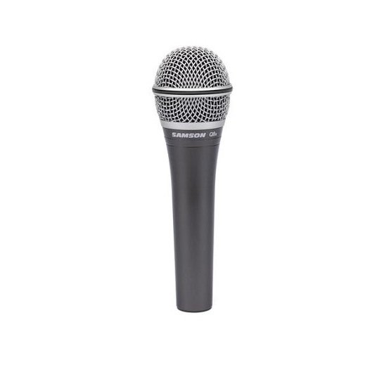 Samson Q8x Supercardioid Dynamic Vocal Microphone