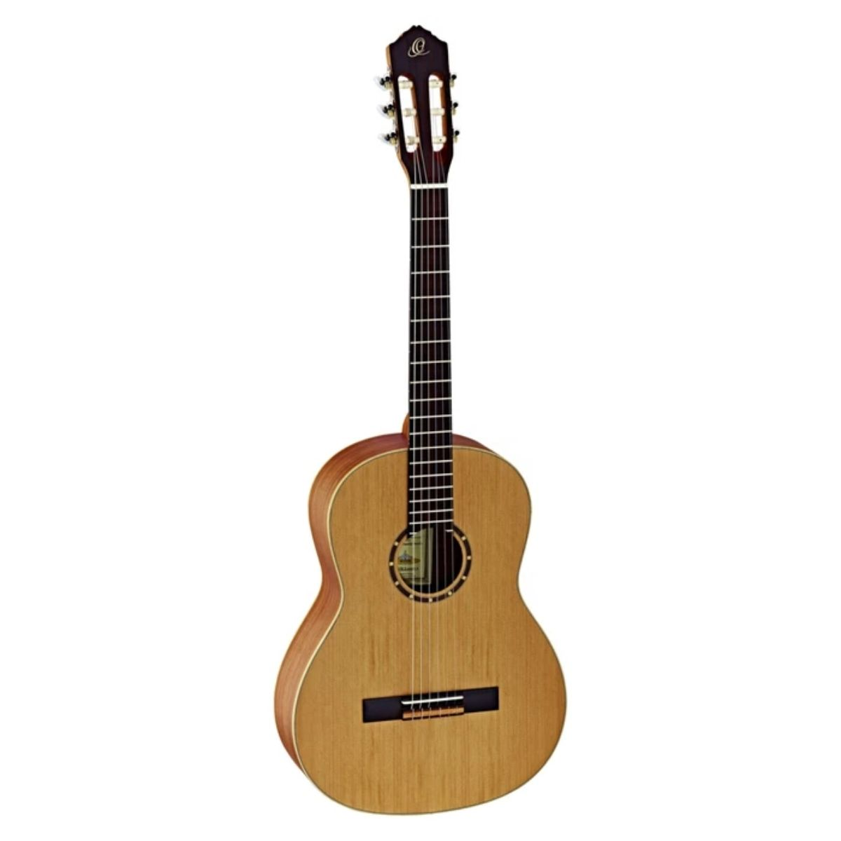 Ortega R122SN Family Series 6 String Classical Guitar - Walnut Fretboard - Natural
