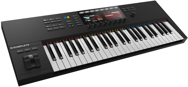 Native Instruments Komplete Kontrol S49 Smart Keyboard Controller
