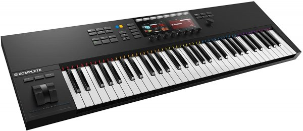 Native Instruments Komplete Kontrol S61 Smart Keyboard Controller