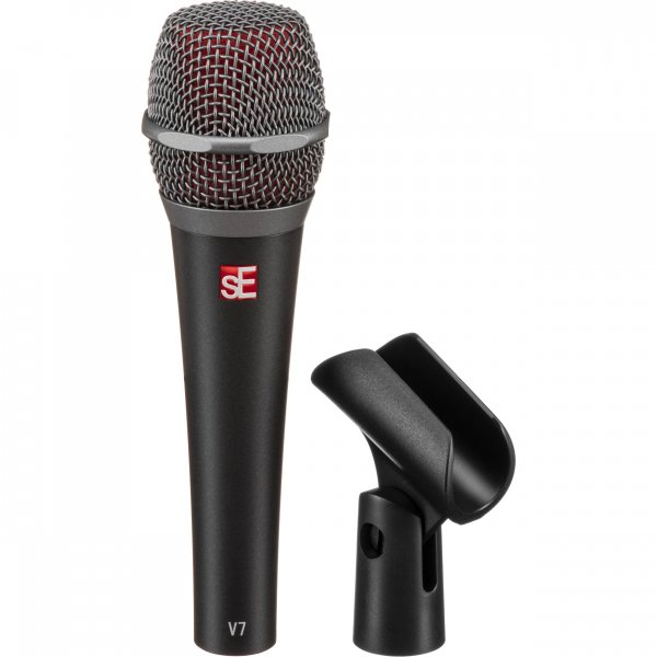 sE Electronics V7 Supercardioid Dynamic Vocal Microphone