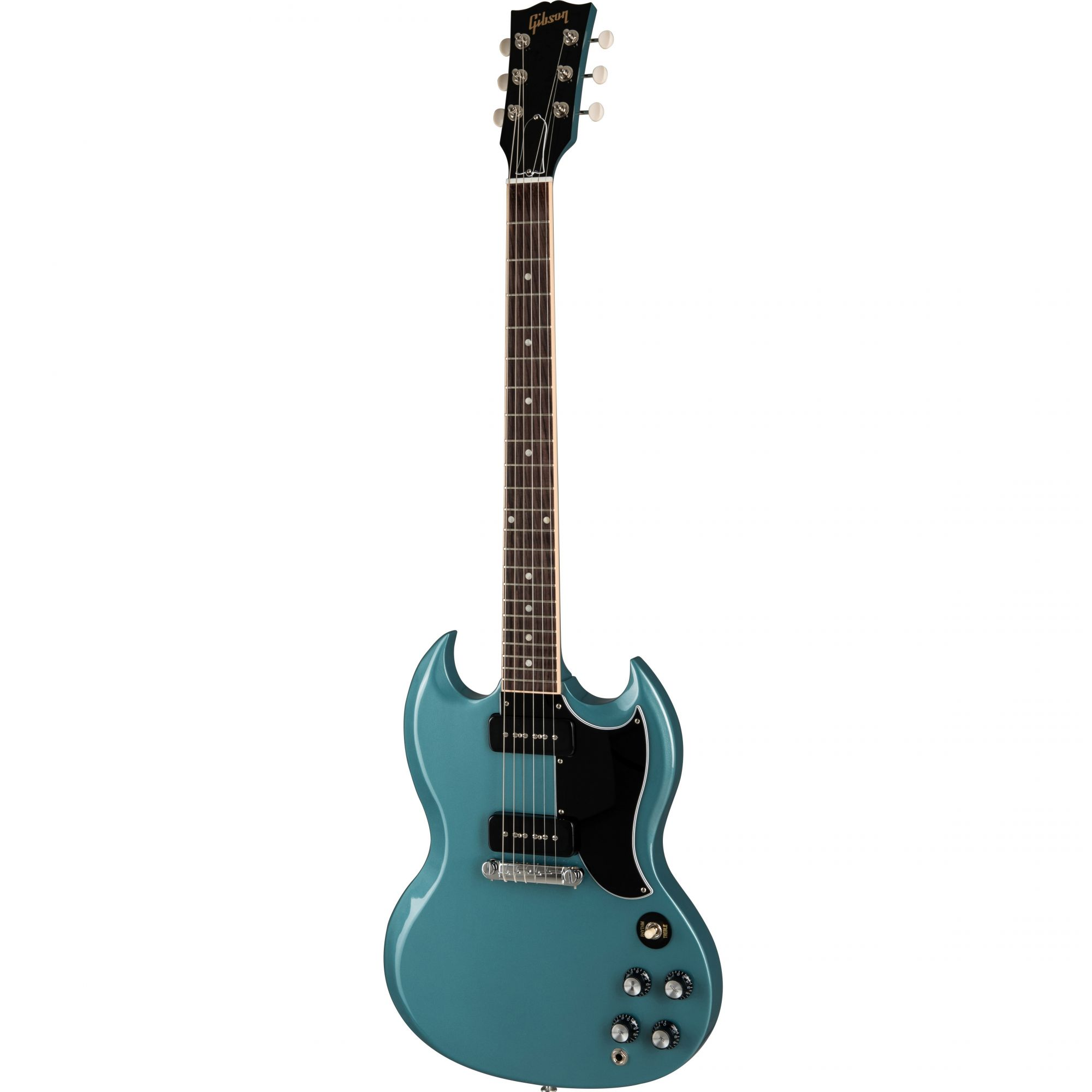 Gibson SG Special Electric Guitar Pelham Blue