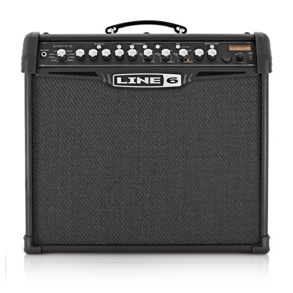 Line 6 Spider IV 75 75W Guitar Combo Amp