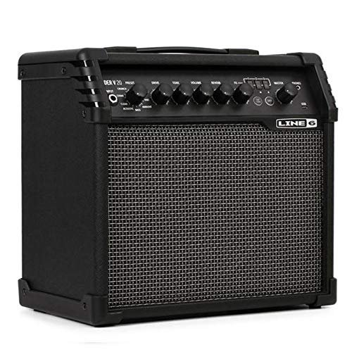 Line 6 Spider V 20-Watt Combo Guitar Amplifier